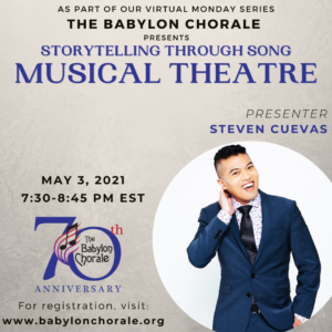 Musical Theatre: Storytelling Through Song