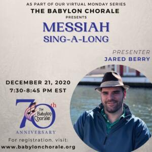 "Handel ""Messiah"": Sing-a-long"