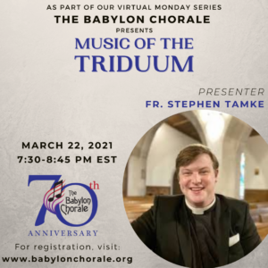 Music of the Triduum